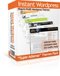 Thumbnail Adsense Wordpress Theme Designs - 30 Instant Wordpress Themes