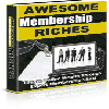 Thumbnail Awesome Membership Riches | Create Wealth Through Expert Use Of Membership Models!