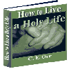 Thumbnail How To Live A Holy Life - The Answer To A Life Of Emptiness