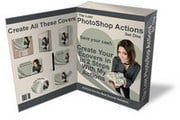 The Lost PhotoShop Actions - Create Images With 2 Easy Steps