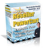 Thumbnail Reseller Power Cart - Explode Your Resell Rights Profits Fast