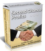 Thumbnail Second Chance Profits Script - Cash in on your abandonment traffic