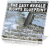 Thumbnail The Easy Resale Rights Blueprint