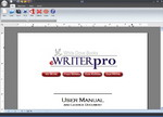 eWriterPro Professional eBook Creator