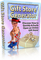 Thumbnail Gift Store Generator - Quickly Open An Online Gift Store