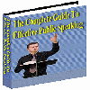 Public Speaking Guide