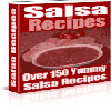 Thumbnail Over 150 Yummy Salsa Recipes