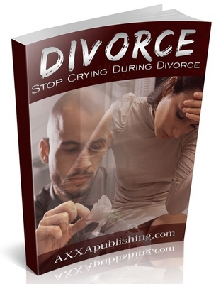 Product picture Stop Crying During Divorce