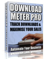 Product picture Download Meter - The Amazing, Install and Forget Script That Can Double Your Profits - In Seconds!
