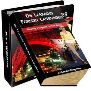Product picture On Learning Foreign Languages