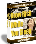 Product picture Grow Rich While You Sleep