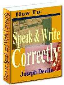 Product picture How To Speak And Write Correctly