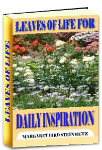 Product picture Leaves of Life For Daily Inspiration - A Collection Of The Most Inspiring Quotes, Prayers & Letters