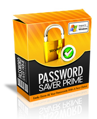 Product picture Password Saver Prime