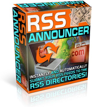 Product picture RSS Announcer
