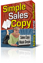 Product picture Simple Sales Copy
