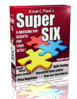 Product picture Super Six PHP Scripts