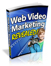 Product picture Web Video Marketing Revealed!