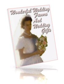Product picture Wonderful Wedding Favors And Wedding Gifts