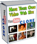 Product picture YouTube Clone Script - Start Your Own Video Website
