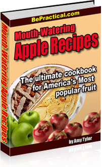 Product picture Mouth-Watering Apple Recipes The ultimate cookbook for America´s Most popular fruit