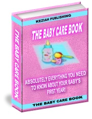 Product picture The Baby Care Book - Absolutely Everything You Need To Know About Your Baby´s First Year!
