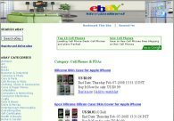 Product picture eBay Cashflow Site - eBay Affiliate Site