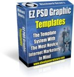 Product picture EZ PSD Graphics Templates