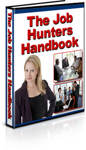 Product picture The Job Hunters Handbook