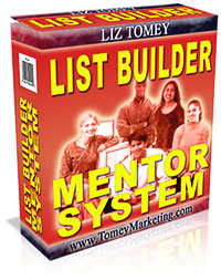 Product picture List Builder Mentor System - Build A List That Will Throw Their Money At You Over and Over Again