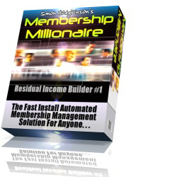 Product picture Membership Millionaire
