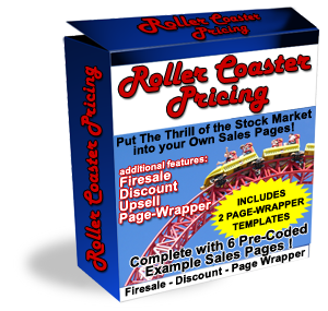 Product picture Roller Coaster Pricing